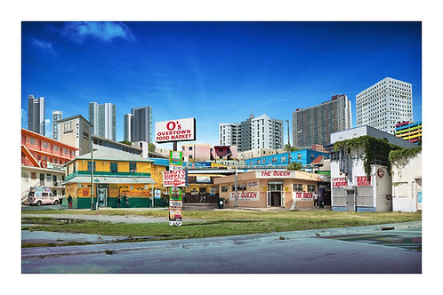 Overtown by Andrew Soria