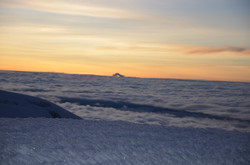 sunrise chimborazo dream-alps
