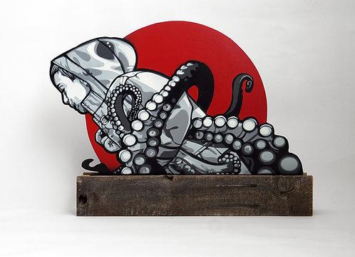 Octopus Whisperer by Joe Iurato