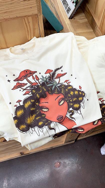 T-Shirt by Amanda Valdes