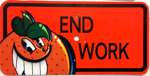 End Road Work by Atomik