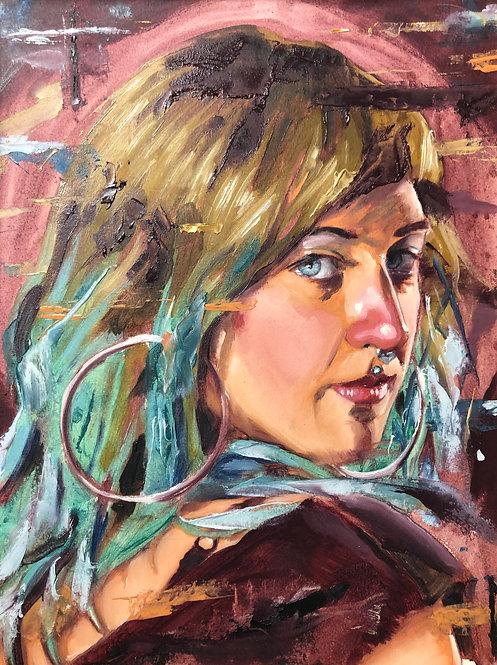 Lily by Dustin Spagnola