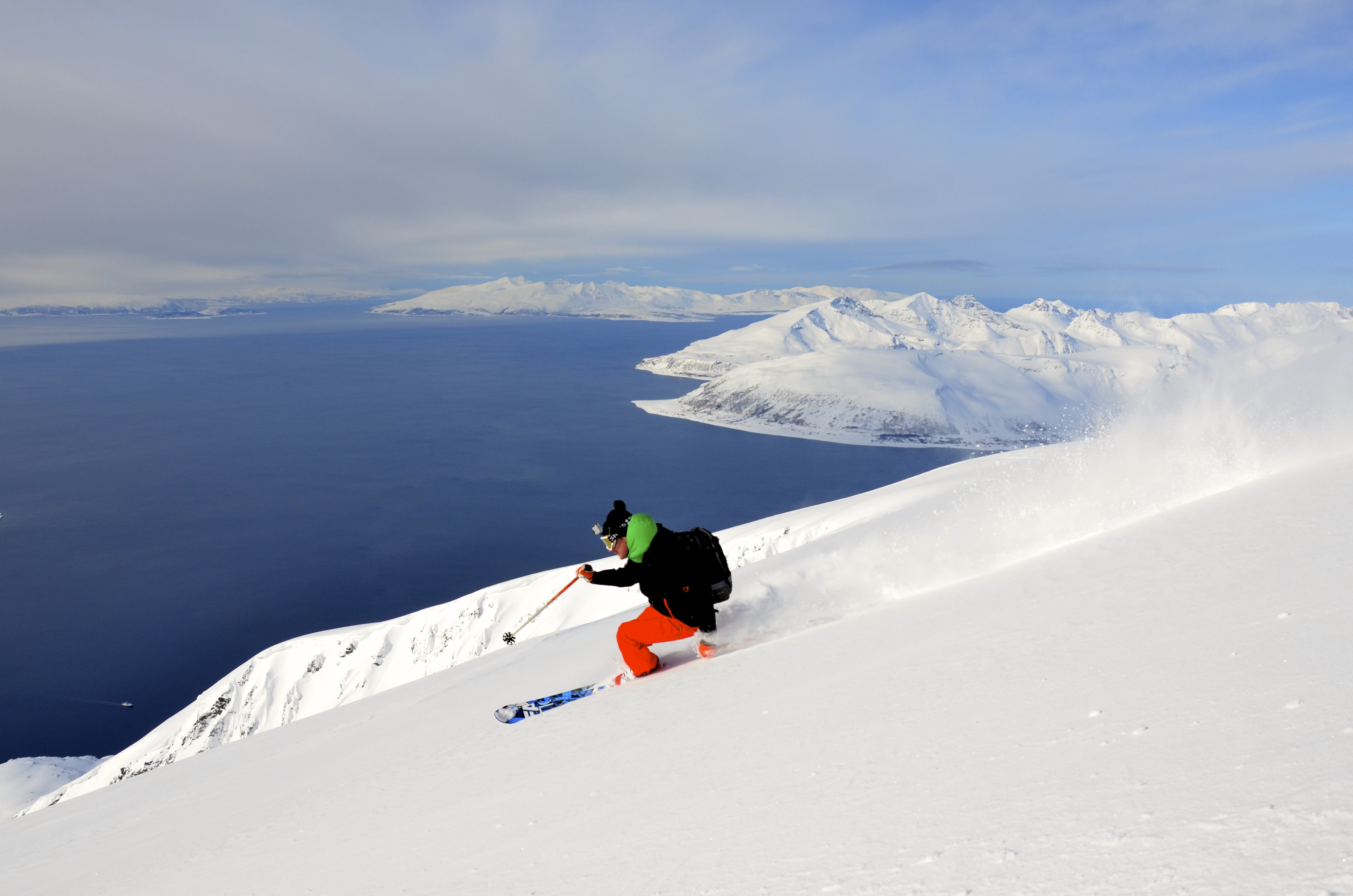 ski norway dream-alps