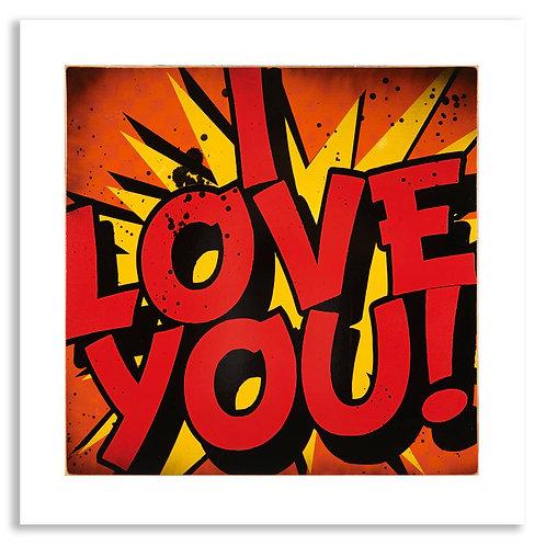 I Love You! by Denial