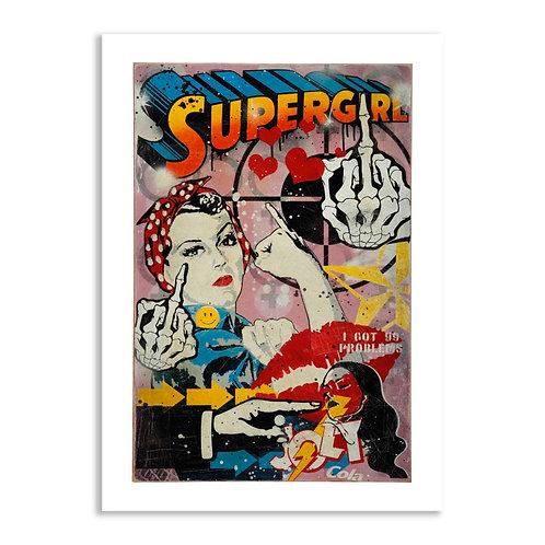 Super Girls by Denial