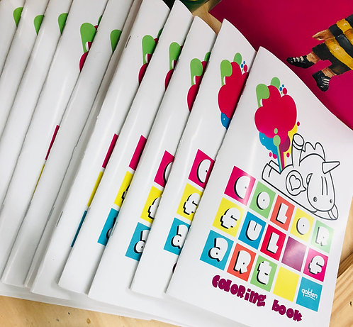 Coloring Book by Golden