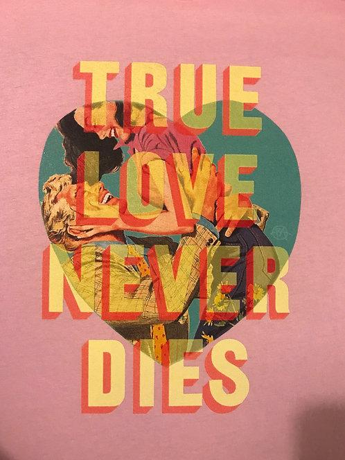 True Love Never Dies Tee by Registered Artist