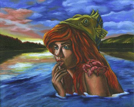 Ariel by Nate Dee