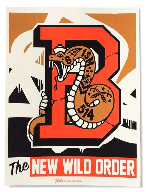 Snake Mascot by 123 Klan