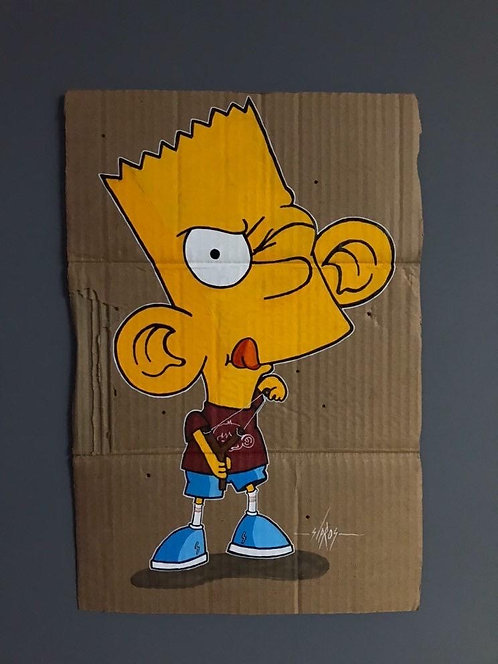 Bart Big Ears by Sipros
