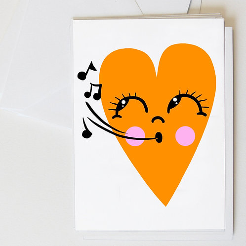 Whistling Heart by Chris Uphues