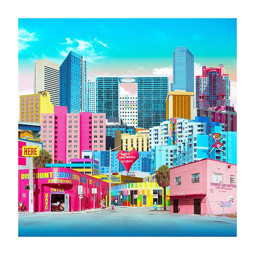 Miami Pop by Andrew Soria