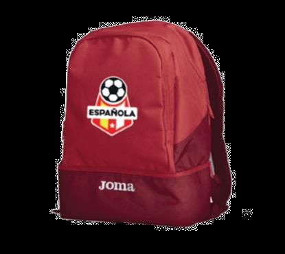 Plecak JOMA z herbem Española