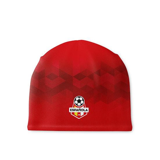 Czapka sportowa czerwono-bordowa