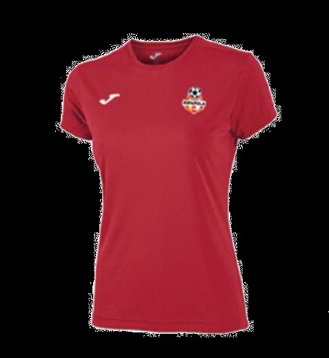 Koszulka damska JOMA bawełna z herbem Española