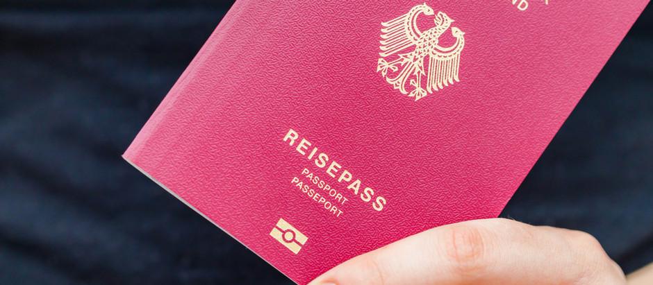 Fluxograma permite analisar se você tem direito à Cidadania Alemã