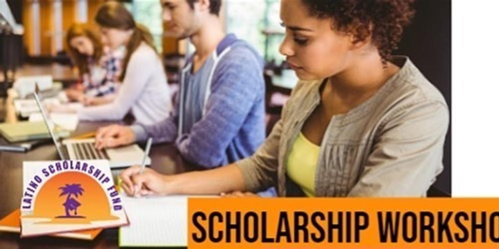 Free Scholarship Workshop