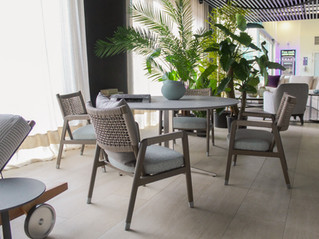 ORTIGIA OUTDOOR CHAIRS