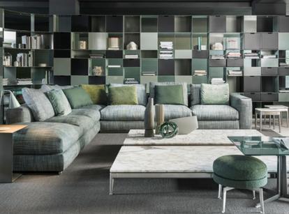 2020 FLEXFORM Indoor Collection