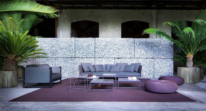 Outstanding Portofino Seatings Paola Lenti Interdesign Uk Cjindustries Chair Design For Home Cjindustriesco