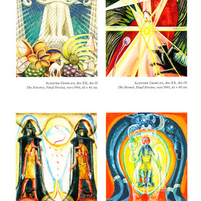 Traces du Sacré: Thoth Tarot