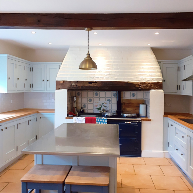Kitchen, Thornborough, Buckinghamshire