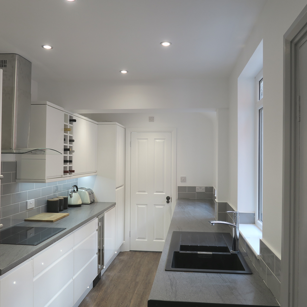 Kitchen, Bletchley, Buckinghamshire