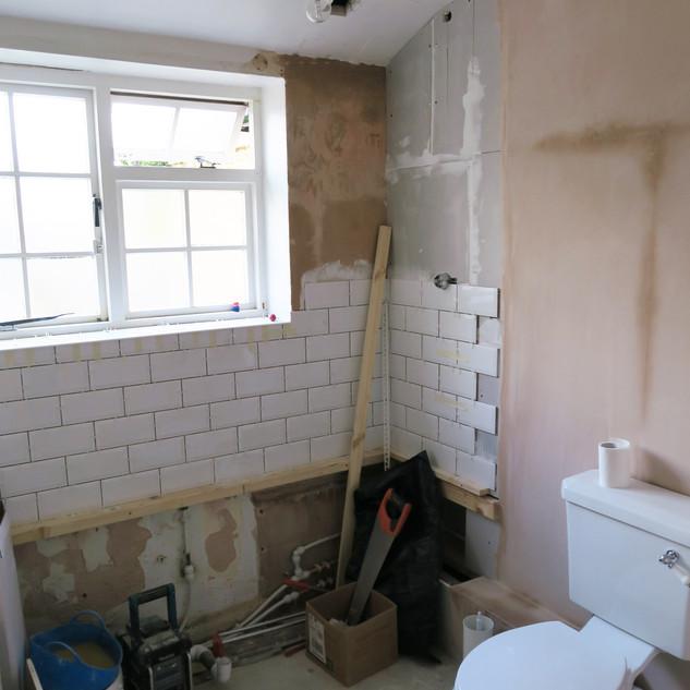 Bathroom, Deanshanger, Northamptonshire