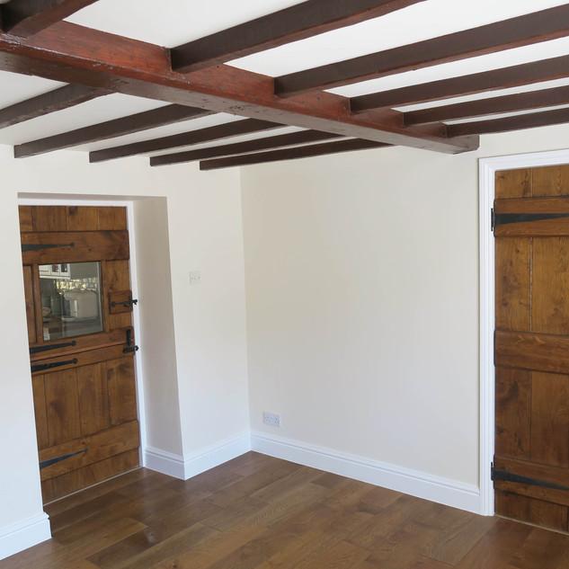 Cottage Living Room, Deanshanger, Northamptonshire