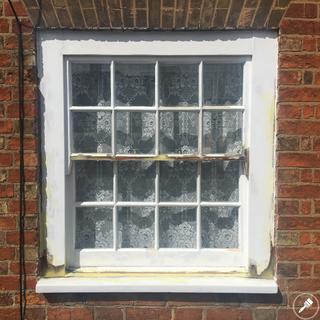 Window Repaired