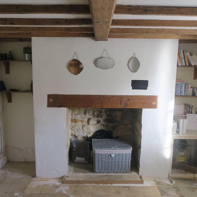 Living Room, Deanshanger, Northamptonshire
