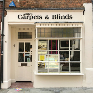 Andy's Carpets & Blinds
