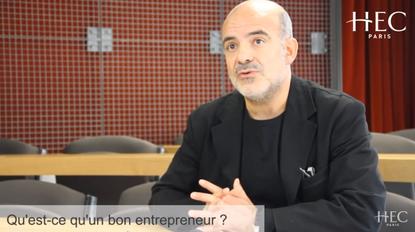 Vidéo : Qu'est-ce qu'un bon entrepreneur ?