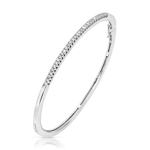 Oriental Twirl Spiral Valentine's Bracelet