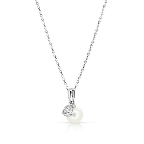 Gold Spring Heart Casual Pendant