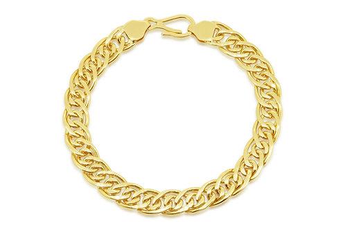Bold Yellow Plate Gourmet Bracelet