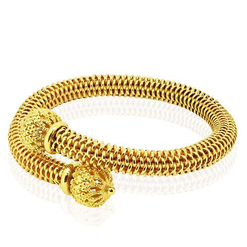 21K Gold Open Royal Oriental