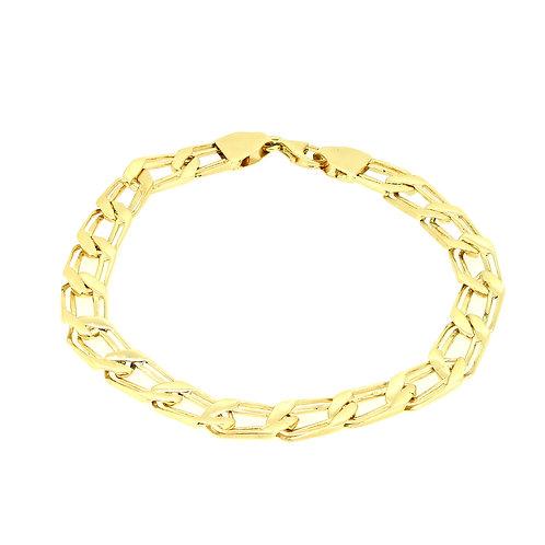 Modern Men Gold Chain Bracelets