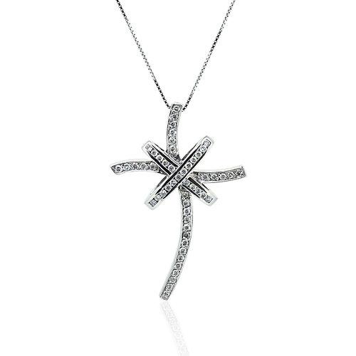 Home nazareth kattouf jewellery star cross diamond pendant star cross diamond pendant aloadofball Gallery