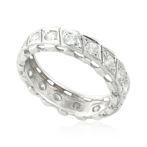 Classic Vintage Deep Setting Ring