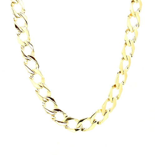 Smooth Oriental Yellow Gourmet Necklace