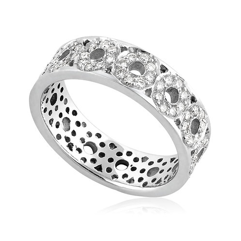 Art Deco Wedding Ring