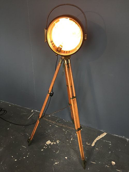 Carl Zeiss gas lamp