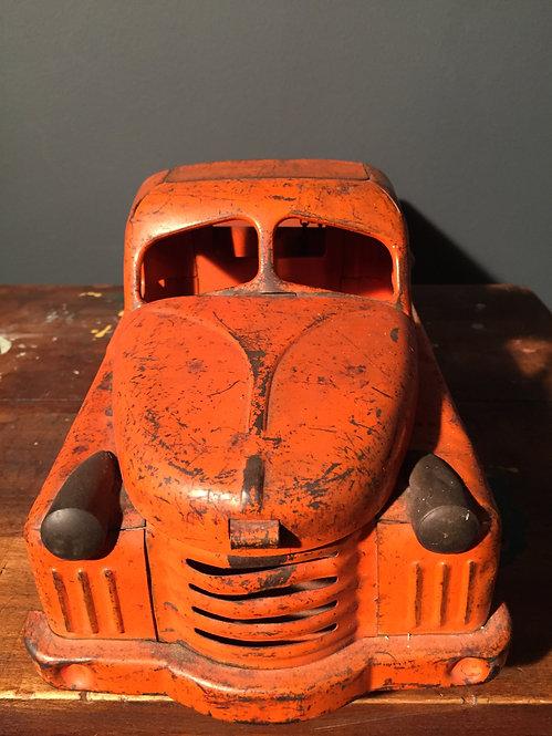 Mid century Structo toy lorry