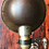 Thumbnail: Antique Mccrosky Work Lamp In Original Untouched Condition