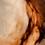 Thumbnail: Antique Alabaster Plafonnier Chandelier