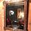 Thumbnail: A Pair Of Matching Antique Tramp Art Mirrors