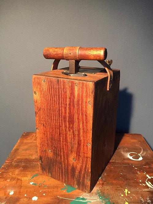 Antique Atlas blasting machine