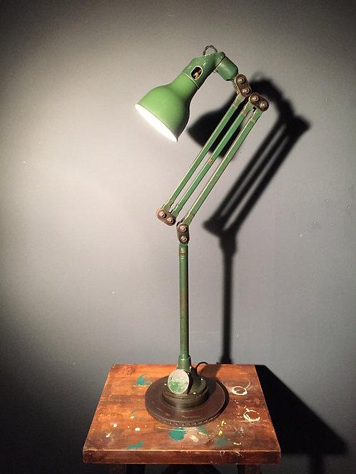 MEK ELEK of London industrial task lamp
