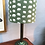 Thumbnail: Art Deco Brass Table Lamp Fitted with a Svensk Tenn Lampshade